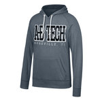 A-B TECH HOODIE HERITAGE JERSEY - GRAPHITE