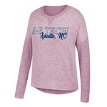A-B TECH LADIES CUT COZY SWEATER - PINK
