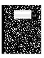 COMPOSITION BOOK MARBLED