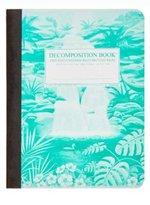 DECOMPOSITION BOOK-HAWAIIAN WATERFALL-LINED