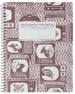 DECOMPOSITION NOTEBOOK-SHADOW PUPPETS-LINED