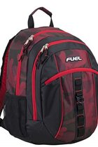 FUEL BRAND-ACTIVE STYLE BACKPACK-FOUR COLORS