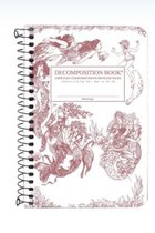 DECOMPOSITION NOTEBOOK-4 X 6-MERMAIDS-LINED