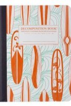 DECOMPOSITION BOOK-CLASSIC SURFBOARDS-LINED