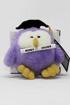 GRADUATION OWL MONEY HOLDER-ASST. COLORS